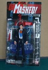 Secret Files Series 2 Unmasked: Clark Kent/Superman Action Figure NIP