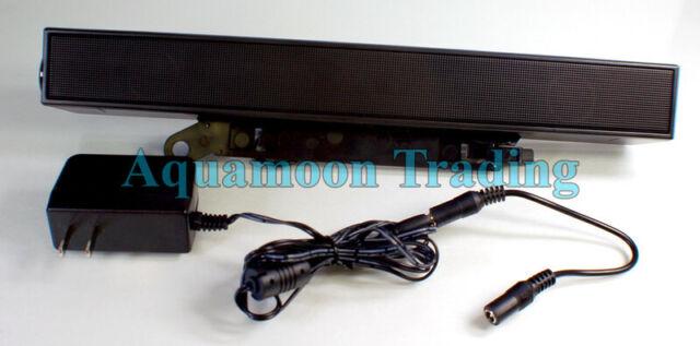 Dell Under monitor mount Multimedia Speaker AX510 Sound bar Black