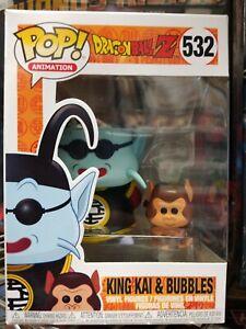 Animation Funko POP Dragon Ball Z S5 King Kai In Stock