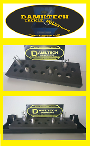 DAMILTECH TACKLE SOLUTIONS TRAY TOPPA Designed To Fit The Breakaway Weight Tray
