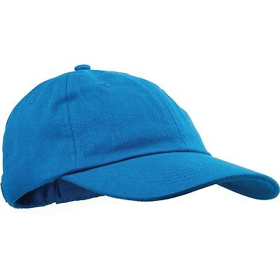 Colour By Chef works baseball cap one size Blue