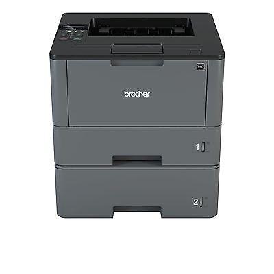 Brother HL-L5100DNT Laserdrucker s/w A4  bis zu 40 Seiten/Min Duplex Netzwerk