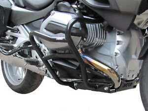 Crash Bars defensa protector de motor heed BMW R 1200 RT LC (2014 - 2017) negro