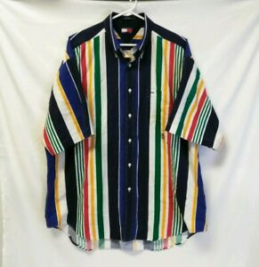 tommy hilfiger retro shirt