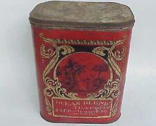 Antique Ocean Blend Tea Tin Toronto Canada