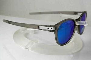 89a9e53121 Image is loading OAKLEY-POLARIZED-LATCH-SUNGLASSES-MATTE-GREY-INK-FRAME-