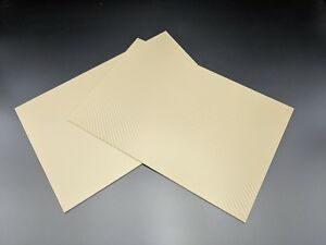 Details about 2 sheets of FLAT DARK EARTH FDE Carbon Fiber color 8