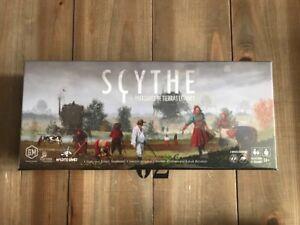 juego mesa - Invasores de Tierras Lejanas exp. SCYTHE - Maldito Games Precintado