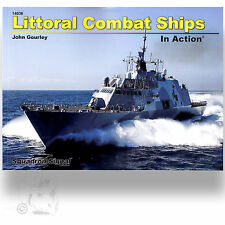 SQUADRON SIGNAL 14036 LITTORAL COMBAT SHIPS IN ACTION * SC REFERENCE BOOK
