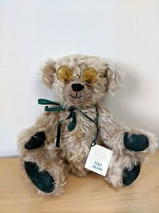Tojo-Bears-034-Humphrey-034-Collectors-Teddy-Bear-German-Mohair-1-of-1-Very-Rare