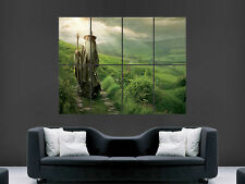 GANDALF HOBBIT LORD OF THE RINGS GIANT WALL POSTER ART PICTURE PRINT LARGE HUGE