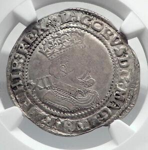 1623-GREAT-BRITAIN-UK-King-JAMES-I-of-KJV-Bible-Silver-Shilling-Coin-NGC-i80915