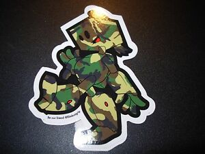 FILMBOT Camo Logo Skate STICKER Grip Tape skateboards helmets decal
