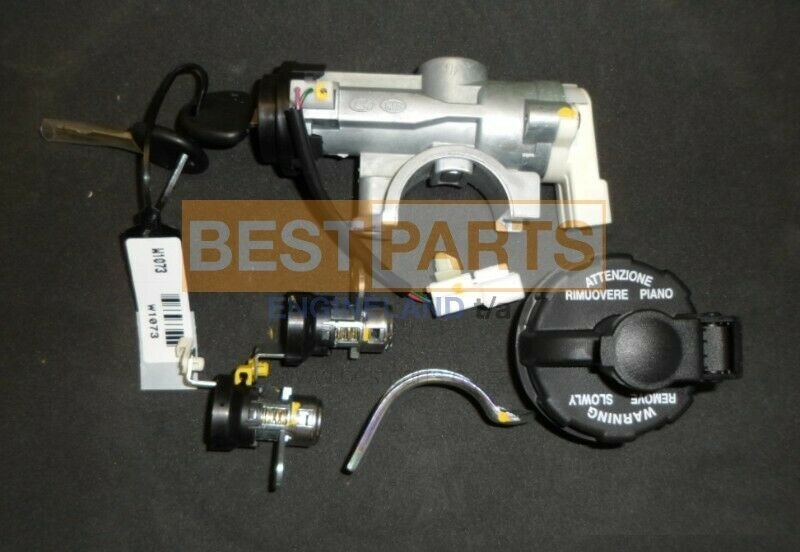H100 Lock Set, H100 Steering Wheel, H100 Control Arm, H100 Filters, H100 Radiator.