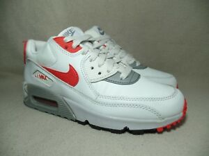 sale retailer 3c73b 35ffb La imagen se está cargando Nike-Air-Max-90-GS-Junior-Gris-Claro-