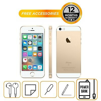 Apple iPhone SE 16GB 32GB 64GB 128GB All Colours Unlocked Smartphone