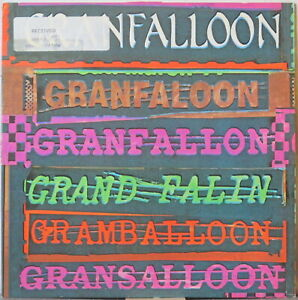 GRANFALLOON-s-t-MINI-LP-U-S-Prog-Rock-Private-Press