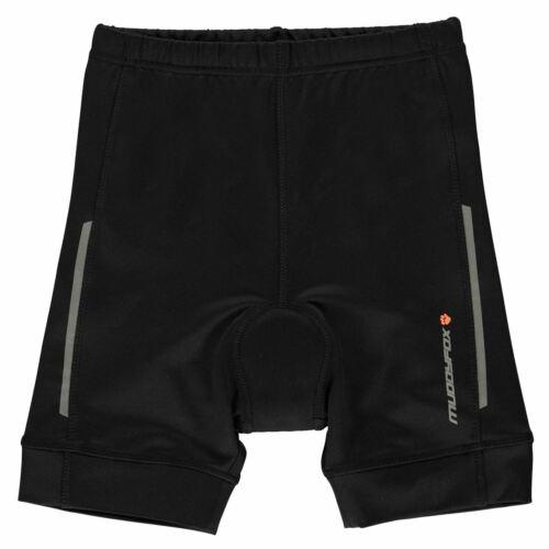 Muddyfox Kids Junior Boys Padded Cycling Shorts Bottoms Pants Sports Clothing