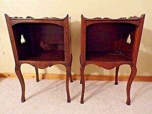 Antique-Pair-Of-Louis-XV-Walnut-Bedsides-Nightstands-Accent-Tables