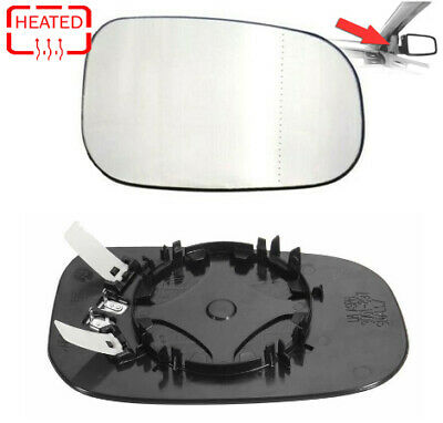 V40 C30 06-10 C70 S40 Right Side Wing Mirror Glass For Volvo S60 00-09 V50 07