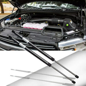 2 PCS Front Hood Lift Supports Shock Struts For Cadillac SRX 2004-2009 SG230092