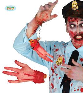 Horror-Severed-Cut-Off-Fake-Human-Hand-Body-Part-Halloween-Gory-Fancy-Dress