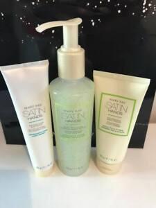 Mary Kay White Tea & Citrus Satin Hands Nourishing Shea Cream Travel Size