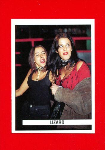 DISCOTECHE /'93 -Panini 1993- Figurine-stickers 315 n LIZARD MILANO -New