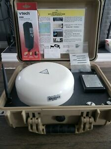 Ground Control MCD-4800 BGAN Portable Satellite Wifi ...