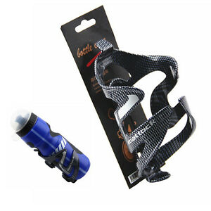 New-Cycling-Gears-Bike-Parts-Bicycle-Water-Bottles-Holder-Cages-Plastic-Black