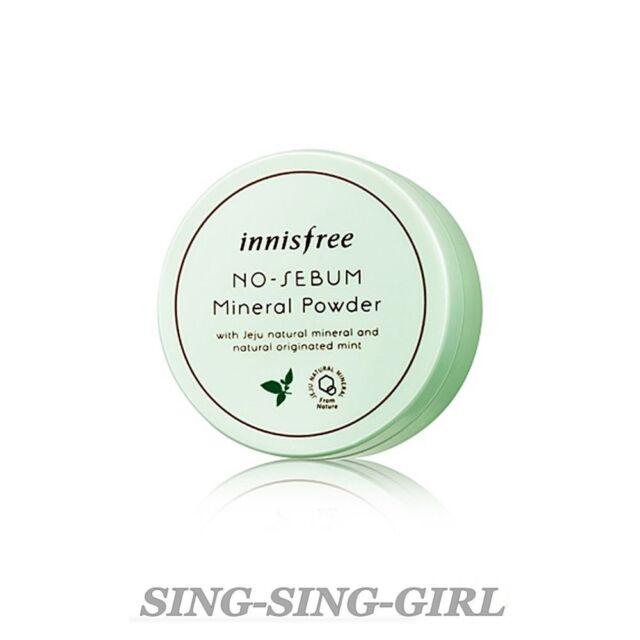Innisfree No Sebum Mineral Powder 5g sing-sing-girl