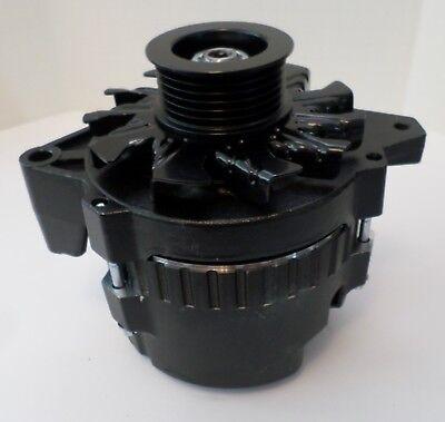 GM BLACK 160 AMP CS130 ALTERNATOR SERPENTINE BELT 1 ONE WIRE CHEVY ... gm alternator identification eBay