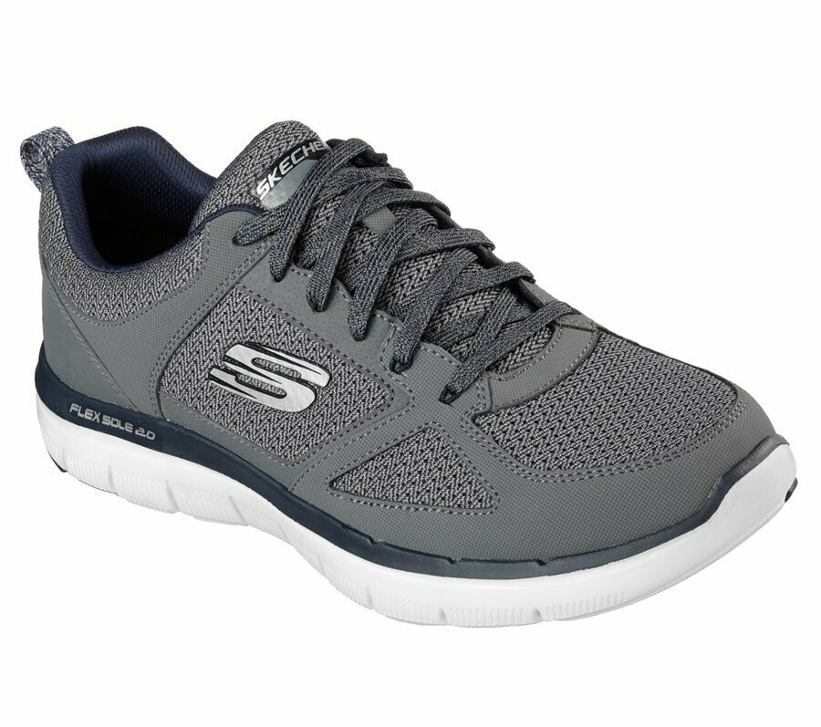 Skechers Flex Advantage 2.0 Men Sports zapatos Memory Foam 52180 CCBL New