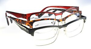 TN34 Classic Half Frame Elegant 2017 Reading Glasses HOT FASHION10152025 - Hartley Wintney, United Kingdom - Returns accepted Most purchases from business sellers are protected by the Consumer Contract Regulations 2013 which give you the right to cancel the purchase within 14 days after the day you receive the item. Find out mor - Hartley Wintney, United Kingdom