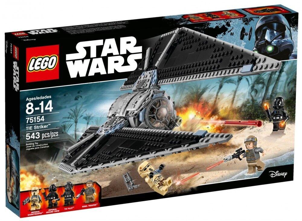 Striker Wars Nozhau2407 Lego Et Star Neuf Scellé Tie 75154 WbeYH2ED9I