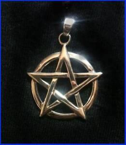 Beautiful sterling silver pentacle pendant penticle aventurine image is loading beautiful sterling silver pentacle pendant penticle aventurine stone aloadofball Gallery