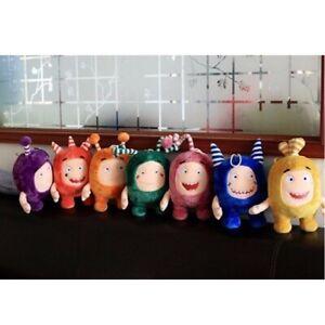 7-039-039-10-039-039-Oddbods-Plush-Soft-Toy-Bubbles-Pogo-Zee-Jeff-Fuse-Slick-Stuffed-Doll