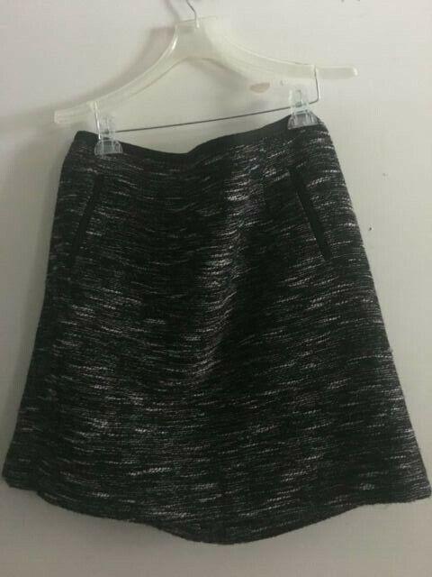 Talbots Tweed Wool Blend Women Skirt Size 16WP Stylish Formal VNCA
