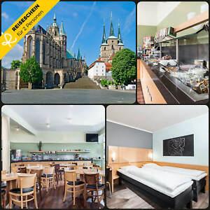 Kurzurlaub Erfurt 3 Tage 2 Personen Hotel Hotelgutschein Städtereise Wochenende