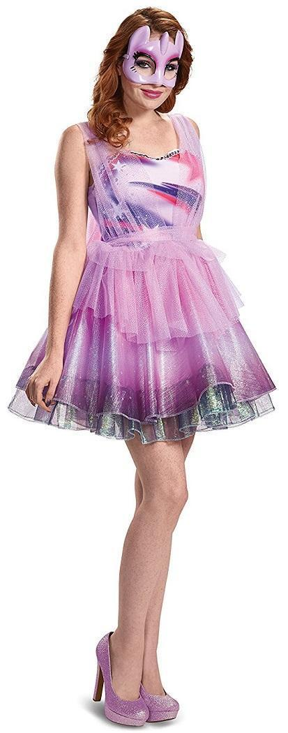 Adult Women/'s Animated Show My Little Pony Twilight Sparkle Adult Costume Wings
