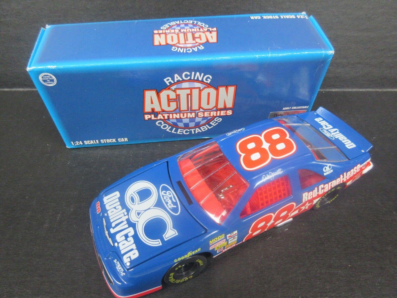 1996 Action  88 Dale Dale Dale Jarrett--Quality Care-- 1 24th scale bc16b8