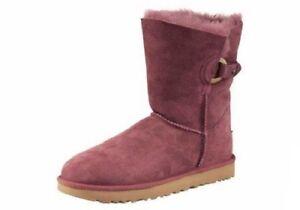 W BootsStiefeletten Gefüttert 36 Nash Damen Gr Ugg Warm Winterstiefel FclK1J