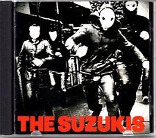 THE SUZUKIS - THE SUZUKIS - CD ALBUM - MINT