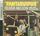 Fantabulous [Digipak] by Oliver Nelson (CD, Mar-2008, Verve)