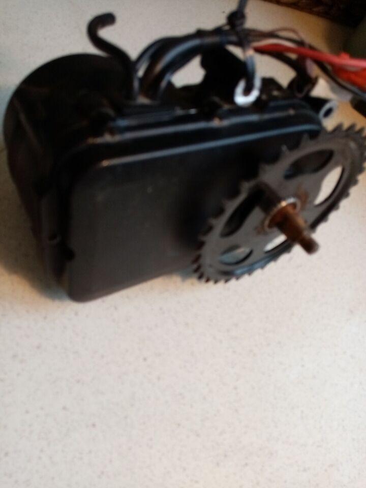 Elcykel, Bosch 36v 250watt