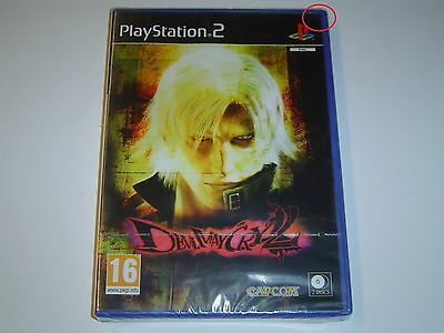 DEVIL MAY CRY 2 PLAYSTATION 2 PS2 *BRAND NEW*