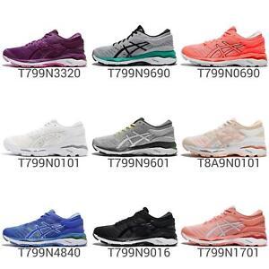 Dettagli su Asics Gel Kayano 24 FlyteFoam Womens Cushion Running Shoes Runner Pick 1