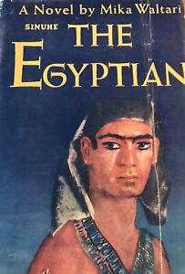 Mika Waltari Sinuhe The Egyptian Australian Edition Egypt Novel Rare