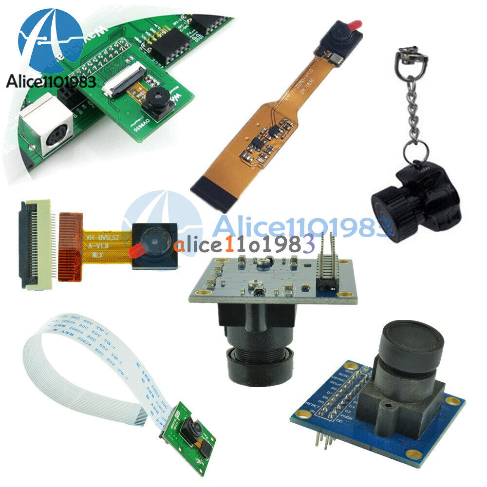 OV7670 FIFO/ OV9655 OV7725 OV5647 Mini DVR Camera Driver 5MP