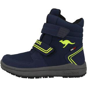 SûR Kangaroos Kamlo Boots Chaussures Enfants Dark Navy 14503-481 Bottes Lenoxx Barry-afficher Le Titre D'origine Large SéLection;